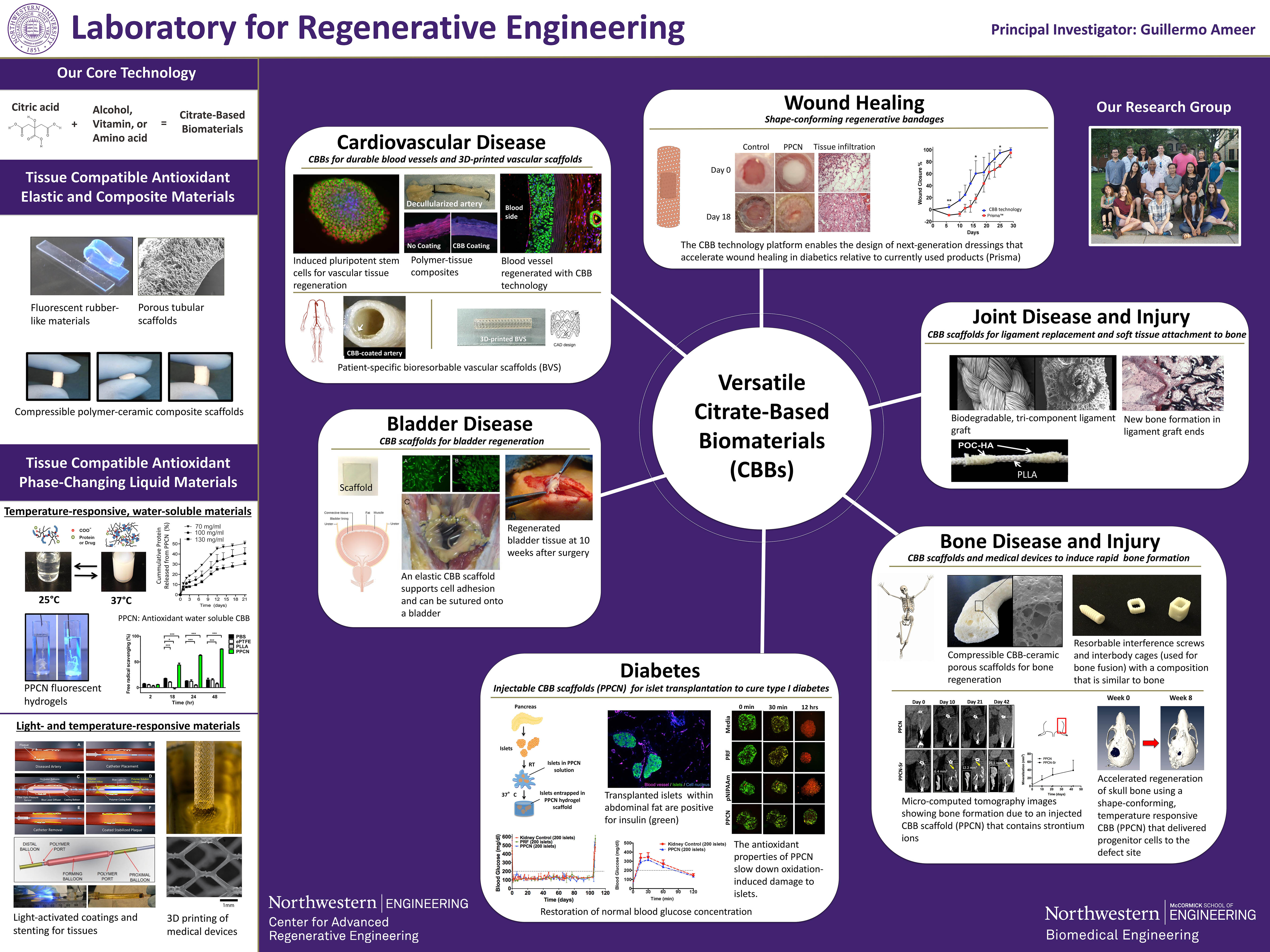 General Lab Research Poster: Oct 2017