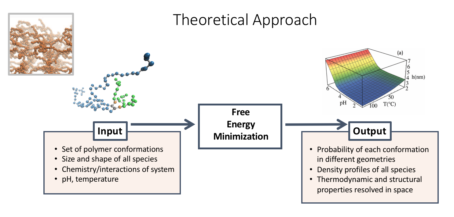 Workflow of thermodynamic theoretical modeling